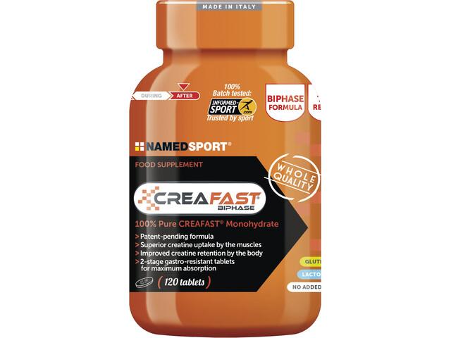 NAMEDSPORT Creatine Creafast 120 Tabs, None